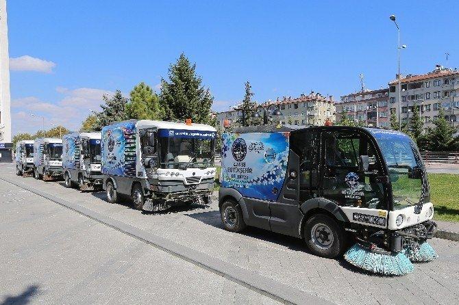 Büyükşehir ile daha temiz Kayseri