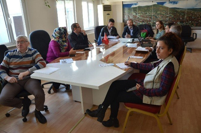 Entegre Su Projesi ihale süreci bilgilendirme toplantısı