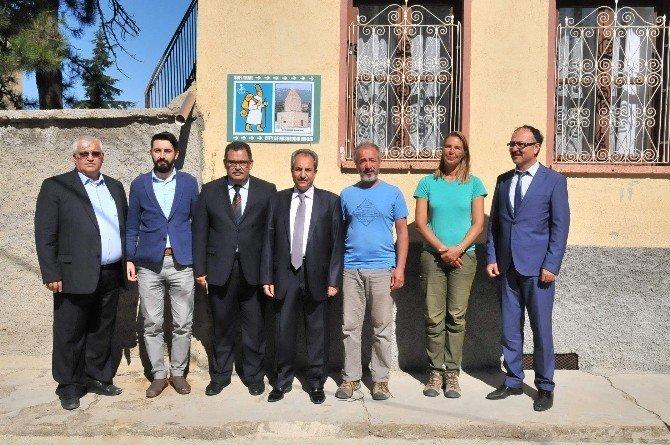 Akşehir'de Sufi Yolu işaretleme çalışmaları başladı