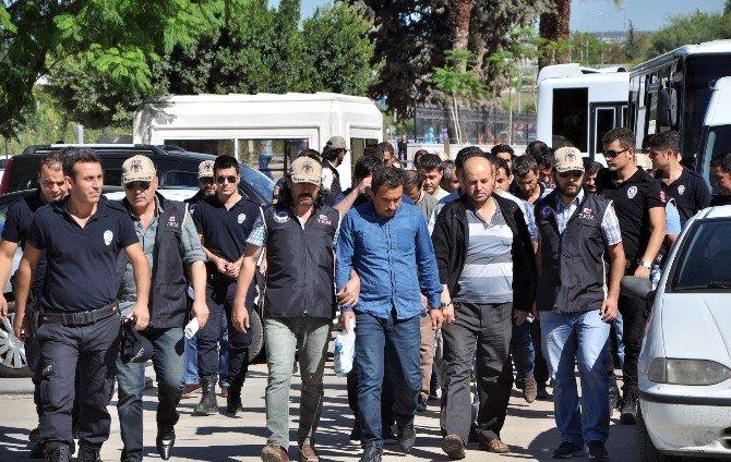 Antalya'da FETÖ soruşturmasında 13 kişi tutuklandı