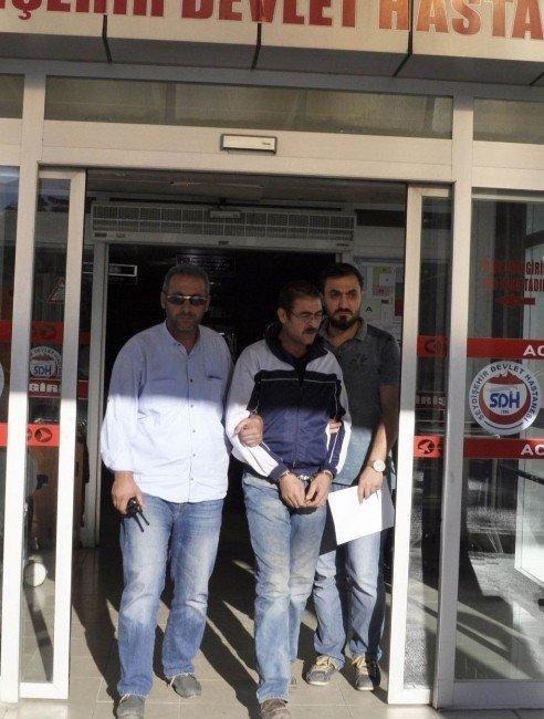Konya'da uyuşturucu satıcısı 1 kişi tutuklandı