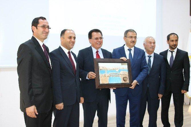 SÜ Beyşehir Ali Akkanat Kampüsü'nde yeni akademik yıl açılışı