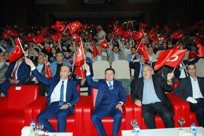 15 Temmuz demokrasi kahramanları Adıyaman'da
