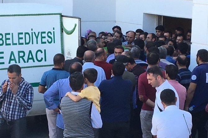 Havalimanında elektrik akımını kapılan işçi öldü
