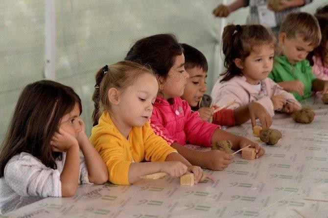 Pişmiş toprak geleneği çocuklarla yaşayacak