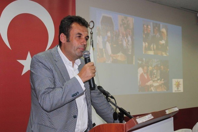 AK Parti İzmir'de danışma meclisleri tamam