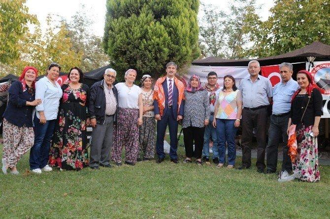 Başkan Şirin, şenlik öncesi Yörüklerle buluştu