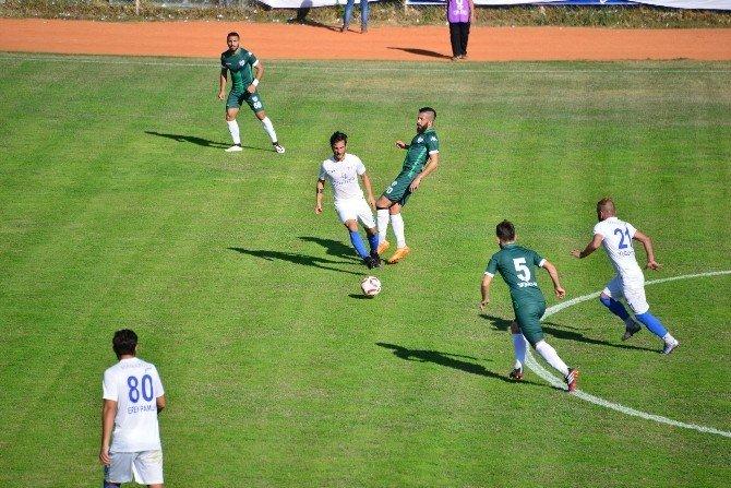 Erbaaspor tek golle güldü