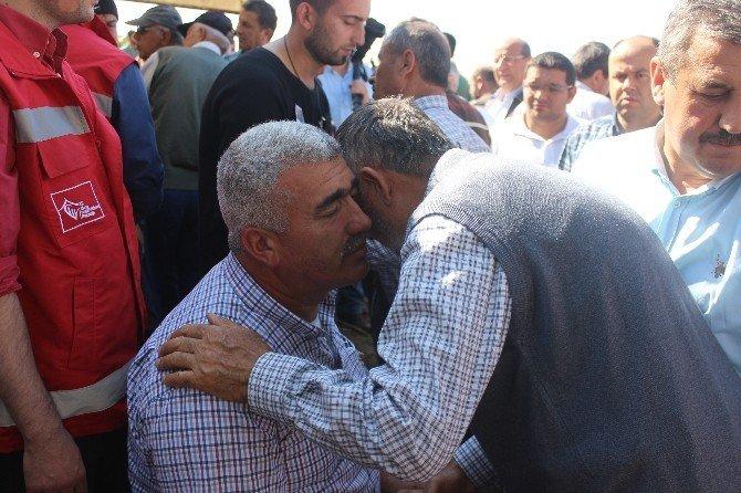 Şehit asker son yolculuğuna gözyaşları içinde uğurlandı