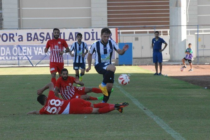 Sivas Belediyespor üç puanla döndü