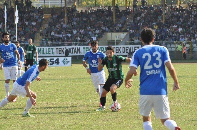 Sakaryaspor üç golle kazandı