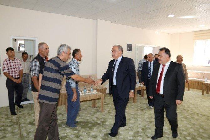 Adıyaman'da taziye evi hizmete açıldı
