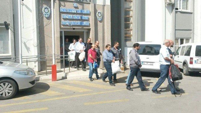 İzmir'deki hastane yolsuzluğuna 10 tutuklama