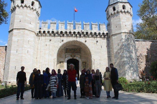 Kadınların ilk uçak ve ilk İstanbul heyecanı