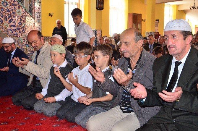 Zonguldak'ta 'Cami-Çocuk Buluşması' etkinliği