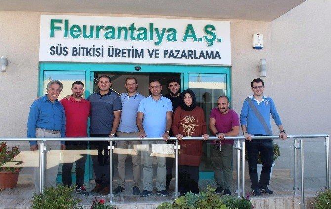 Altınova Tarım Expo'da