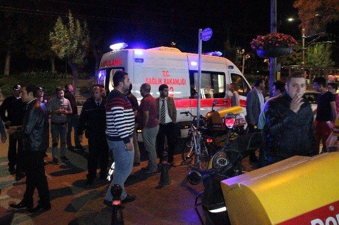 Konya'da 1 genç sokakta bıçaklandı