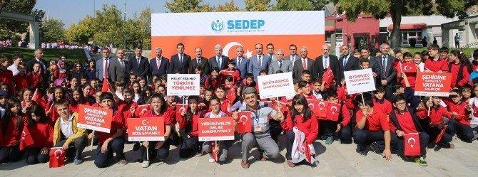 SEDEP, 15 Temmuz Şehitlerini Saygıyla Anıyoruz programıyla başladı