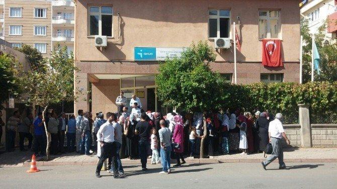 Siirt'te 288 kişilik işe 5 bin 46 başvuru yapıldı