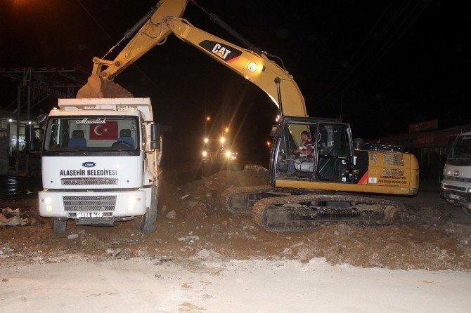 Yeni Sanayi Sitesi Alaşehir Belediyesi ile hayat buldu
