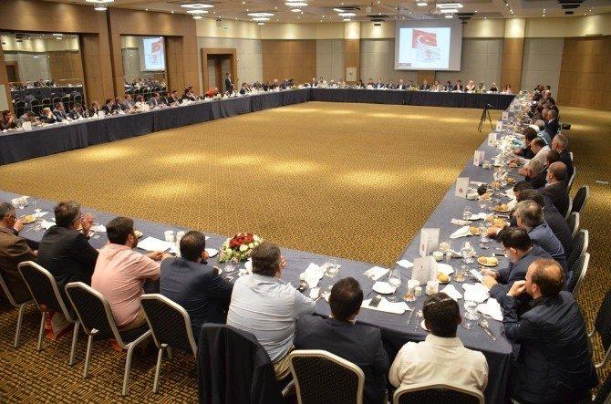 Erdoğan Konya'da 42 temel atma ve 42 açılış programına katılacak