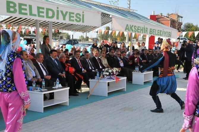 Akşehir'in yeni fakülte binası törenle hizmete açıldı