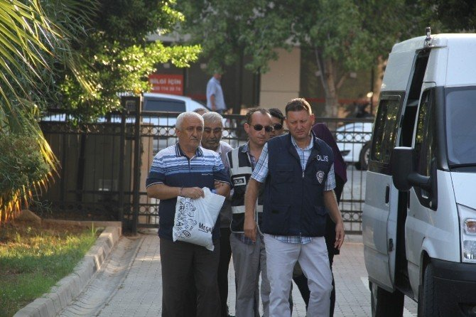 Fethiye'deki FETÖ soruşturmasında 4 kişi tutuklandı