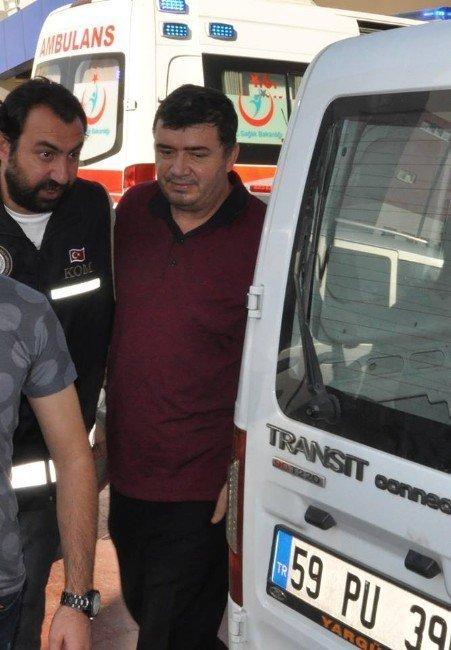 KPSS sorularını dağıttığı iddia edilen öğretmen gözaltına alındı