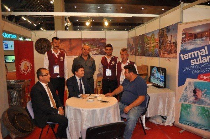 Seydişehir Belediyesi 10. Uluslararası Belediye Çevre Fuarı'nda