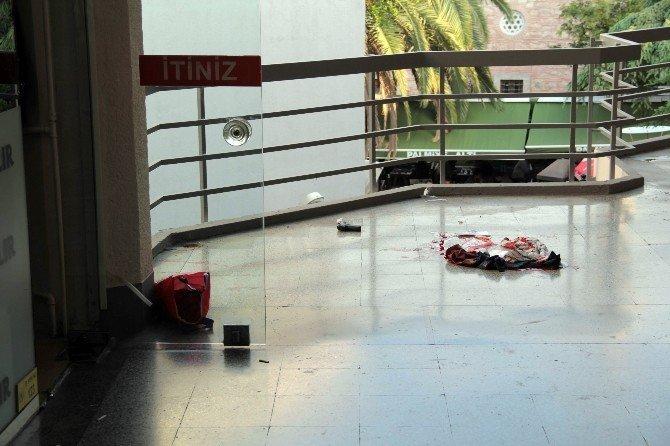 Beşiktaş Çarşısı'nda şok intihar girişimi