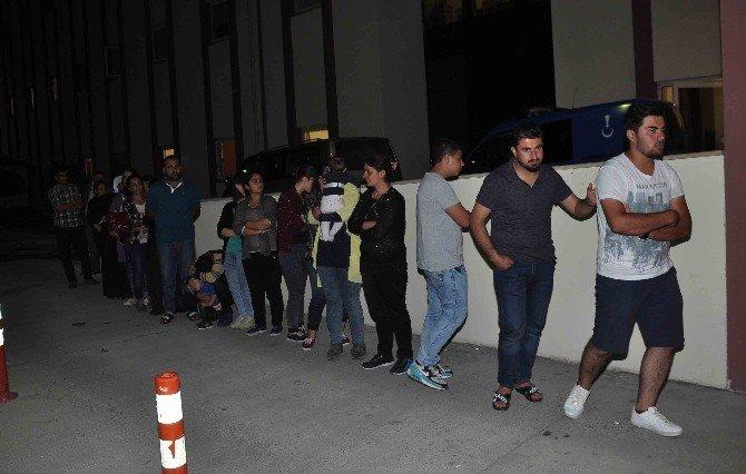 Umut tacirleri Iraklı 31 göçmeni Almanya diye Side'ye bıraktılar