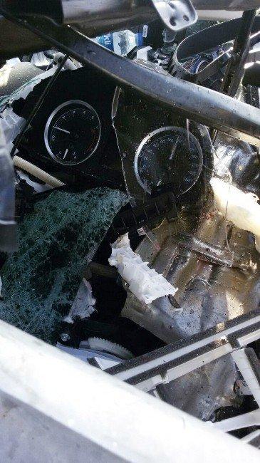 Akhisar'da feci kaza: 2 ölü