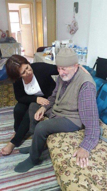 Bakıma muhtaç yaşlı çifte yardım eli