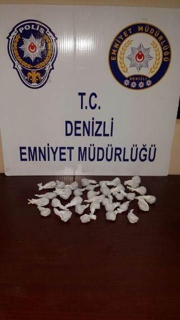 Denizli'de uyuşturucu operasyonu: 4 kişi tutuklandı