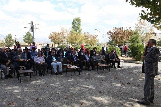 Başkan Tutal, aşure etkinliklerine katıldı