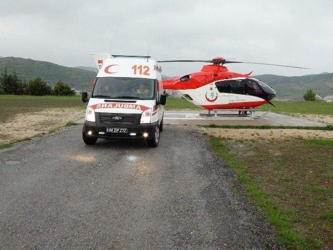 Hava Ambulansları hayat kurtarmaya devam ediyor