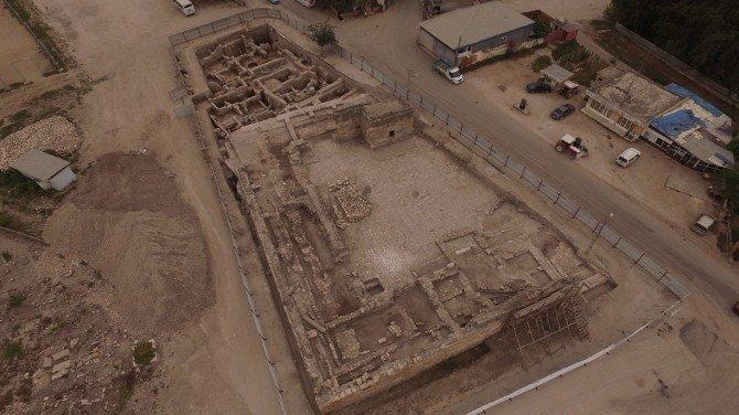 Misis'te kazılar devam ediyor
