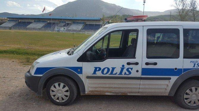 Soma Sotesspor'a bir hırsızlık şoku daha