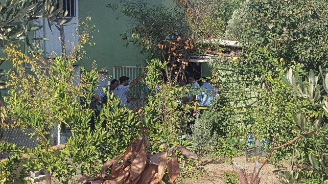 Evinin bahçesindeki ardiyede ölü bulundu