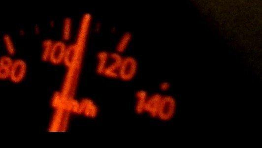 Patenli çocuğun 130 kilometre hızda tehlikeli yolculuğu...(ÖZEL HABER)