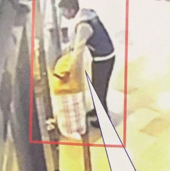 Pişkin hırsız, kıyafetleri çalarken çevredeki esnaftan da yardım istedi