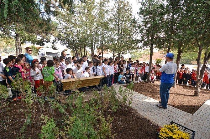 'Toprak vatandır okul bahçelerinde' projesi