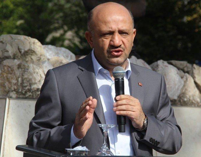 """Bakan Işık: """"DEAŞ bugün ABD'den çok Türkiye'ye zarar vermektedir"""""""