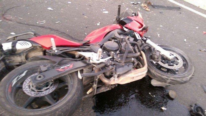 Nusaybin trafik kazası: 2 yaralı