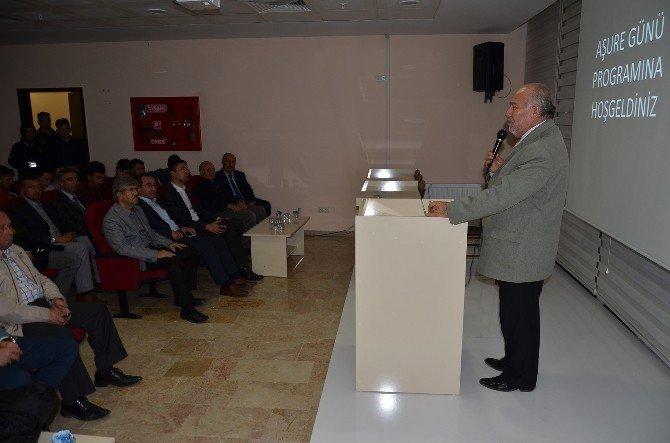 Osmancık KYK Öğrencilerine Aşure İkramı