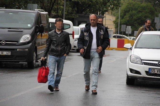 Samsun merkezli 10 ilde FETÖ operasyonu: 40 gözaltı