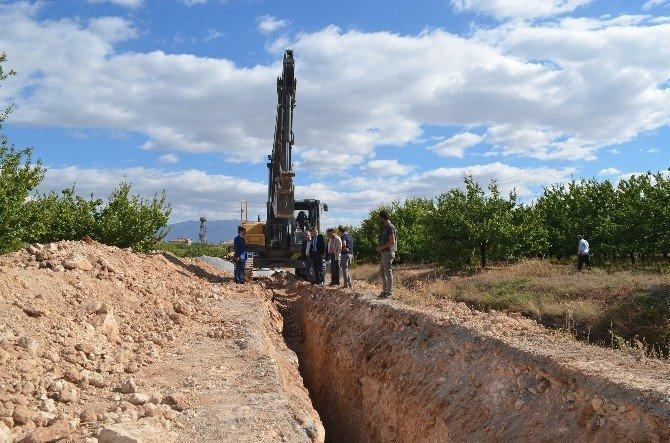 Özal Mahallesi'ne 2,3 Milyon TL'lik yatırım