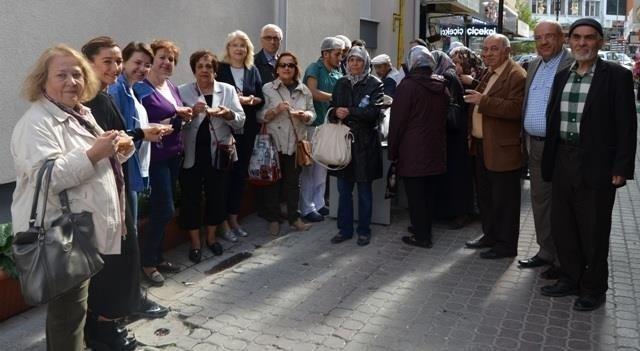 Sosyal Yardım ve Kültür Vakfı'ndan aşure