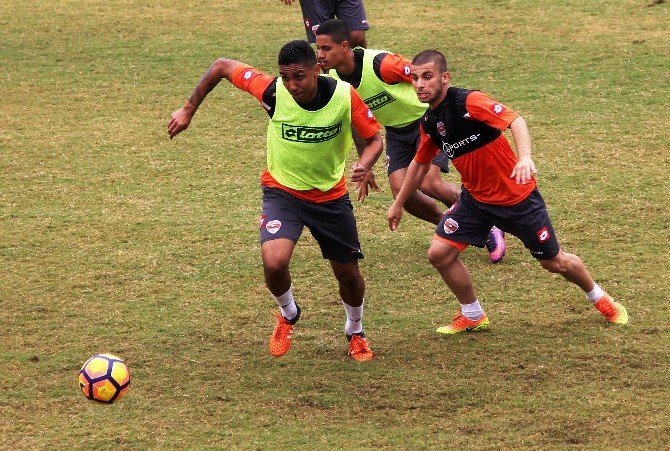 Adanaspor'da Beşiktaş maçı hazırlıkları sürüyor