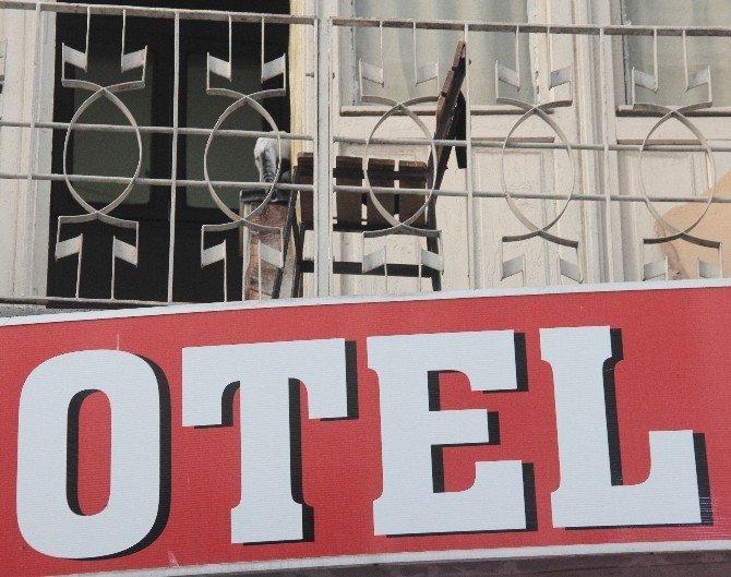 Kayıp şahıs otelde ölü bulundu